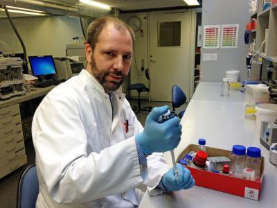 Picture of associate professor Frank Kjeldsen of the University of Southern Denmark. Photo Credit: University of Southern Denmark