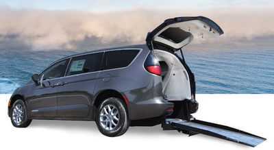 All New Wheelchair Accessible Conversion of the 2017 Chrysler Pacifica - Freedom Motors USA