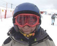 picture of an Alpine Skier
