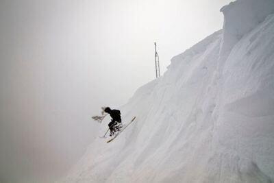 Adaptive Ski Jump
