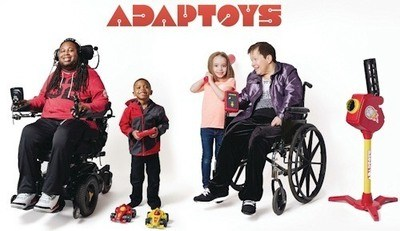 Adaptoys from Christopher & Dana Reeve Foundation
