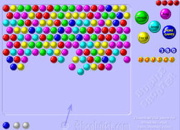 Free Bubble Shooter Game: Includes Hints and Tips for Playing