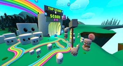 Candy Squad VR game screenshot picture