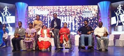 Honouring Extraordinary Achievers With Disabilities Cavinkare Ability Awards 2017