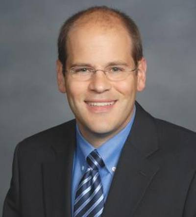 Picture of Chad Meyerhoefer, a professor of economics at Lehigh University - Photo Credit: Lehigh University