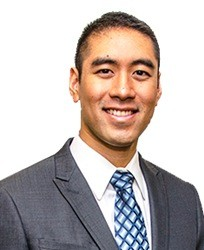 Dr. Kaliq Chang with Atlantic Spine Center.