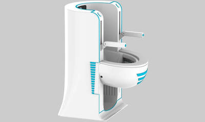 EVO221 Toilet Design