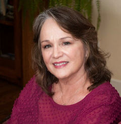 Francine Falk-Allen author of Not a Poster Child: Living Well with a Disability.