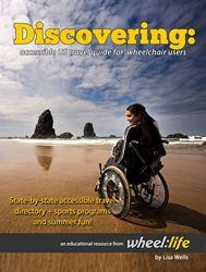 Wheel:Life's new accessible US travel guide for wheelchair users is free for download on their website.