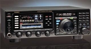 Amateur Radio Yaesu FT DX 3000D HF+50 MHz 100 Watt Transceiver