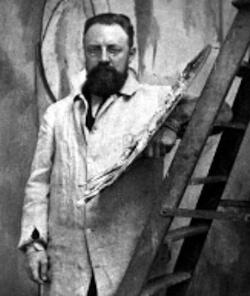 Henri Matisse, 1913.