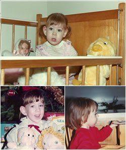Karen at 3 Years Old