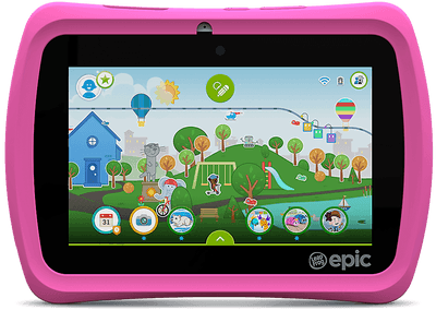 LeapFrog Epic - One of the Top Tablets for Children