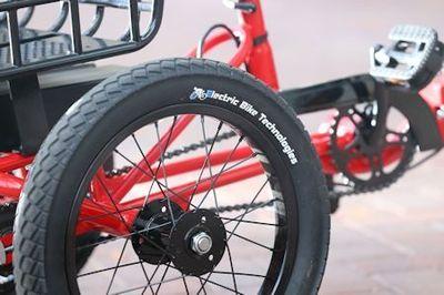 Liberty Trike Pedal Drive