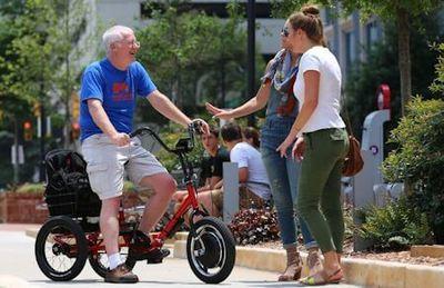 Electric Liberty Trike
