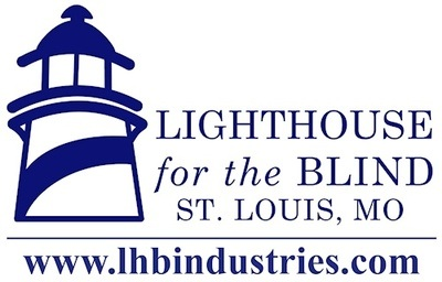 Lighthouse for the Blind-Saint Louis - LHB Industries Inc. Logo