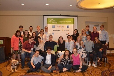 2018 Lime Connect Fellowship Program for Students with Disabilities