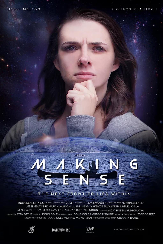 Official film poster for the movie - Making Sense. Image Courtesy of: Making Sense (www.makingsense-film.com).