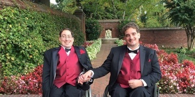 Gay with disability