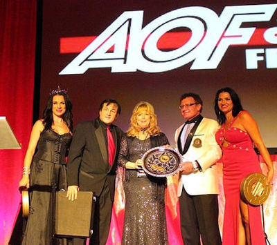 Marneen Fields - Photo 5 - On August 24, 2018, in Las Vegas, NV Marneen Fields received a Legendary Stunt Award from the International Action on Film Festival for her contributions as a stuntwoman and stunt actress in over 100 feature films and prime TV shows since 1976.