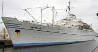 Picture of the Mercy Ship Anastasis