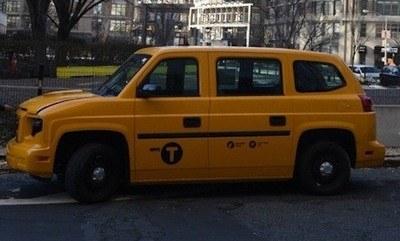 MV-1 Empire Taxi