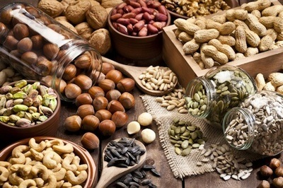 Protein from nuts and seeds are heart smart according to study - Image Credit: Loma Linda University Health.