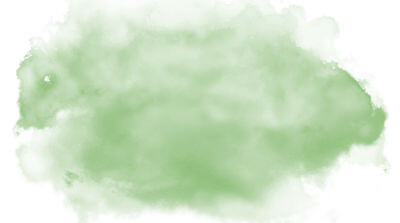 Illustration of a green smelly odor cloud.