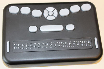First affordable braille reader launched (CNW Group/CNIB)