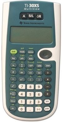 The new Orion TI-30XS MultiView Talking Scientific Calculator is the world's first fully accessible multi-line scientific calculator, created for students who are visually impaired.