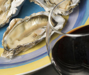 Oysters have the highest zinc content of almost any food. (Photo by Lynn Ketchum, courtesy of Oregon State University)