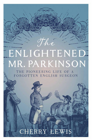 Front cover of The Enlightened Mr Parkinson. Photo Credit: Icon Books