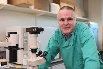 Professor Richard Morgan, director of the Institute of Cancer Therapeutics at the University of Bradford, UK.