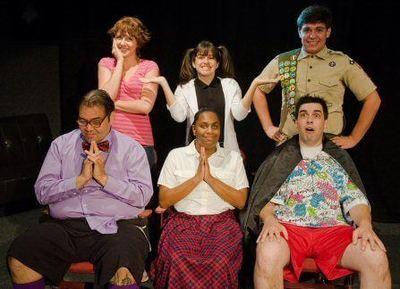 Putnam Musical Cast