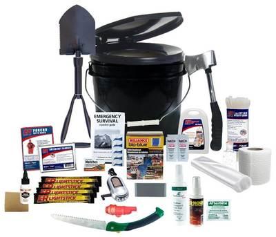 Quake Kare new ER™ Camping Survival Kit