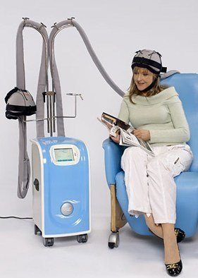 Paxman scalp cooling equipment