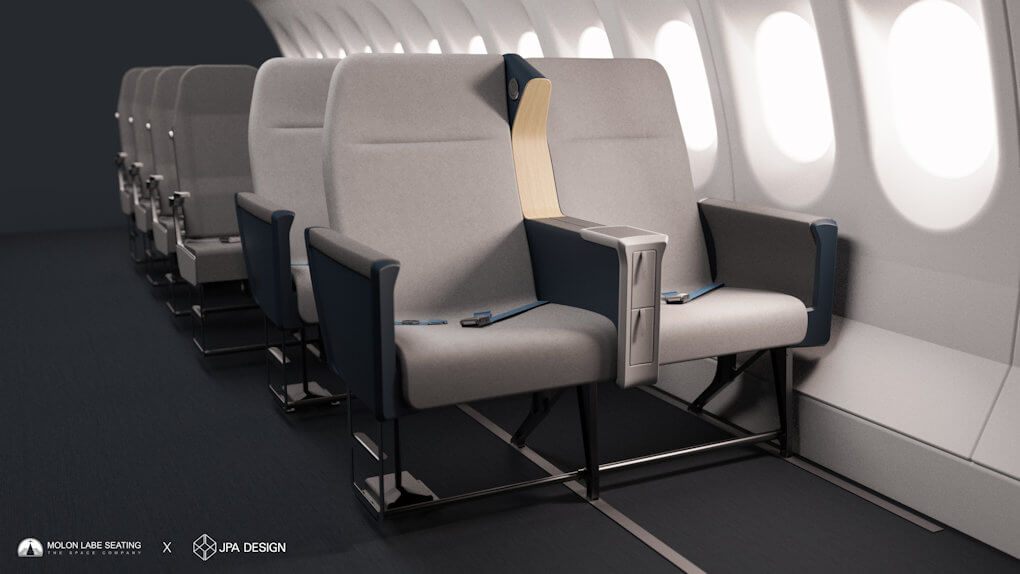 Airline Side Slip Seat - 2