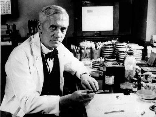 Sir Alexander Fleming (6 August 1881 - 11 March 1955) was a Scottish biologist, physician, microbiologist, and pharmacologist. His best-known discoveries are the enzyme lysozyme in 1923 and benzylpenicillin (Penicillin G) from the mould Penicillium notatum in 1928, for which he shared the Nobel Prize in Physiology or Medicine in 1945 with Howard Florey and Ernst Boris Chain. Sir Alexander Fleming wrote many articles on bacteriology, immunology, and chemotherapy.