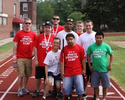 Sports Camp - Photo Credit: Lighthouse for the Blind-Saint Louis