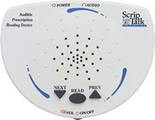 Image of the ScripTalk device