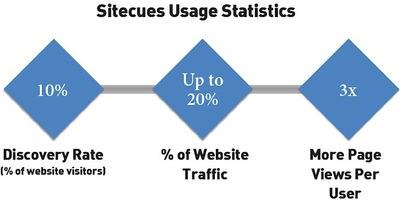 Figure 5: Sitecues Usage Statistics.
