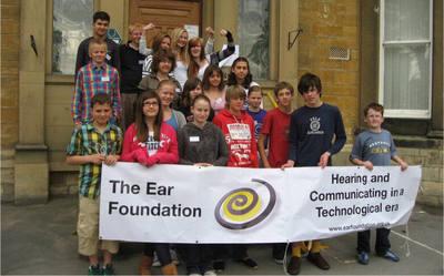The Ear Foundation Teens summer camp 2011