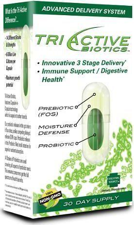 TriActive Biotics Package