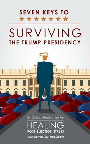 Book Cover - Seven Keys to Surviving the Trump Presidency