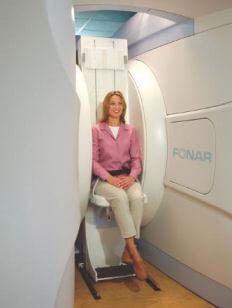 FONAR UPRIGHT Multi-Position MRI Machine
