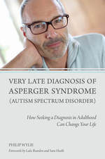 Very Late Diagnosis of Asperger Syndrome Book Cover
