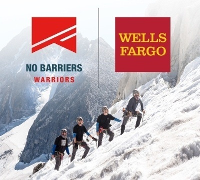 No Barriers Warriors, Wells Fargo Seek Veterans with Disabilities for Warriors to Summits Expeditions