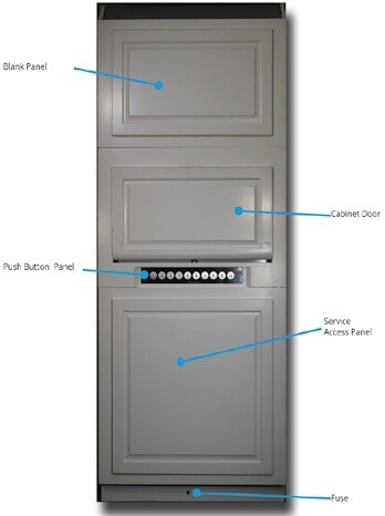 The Zack Rack is an automated cabinet system that provides accessibility at home.